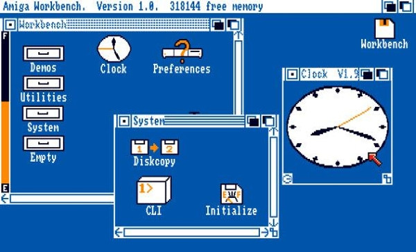 Unutulan işletim sistemleri