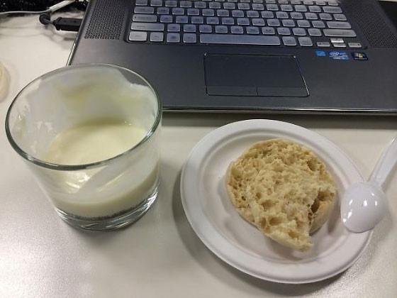 Amerikalı ofis çalışanlarının mide bulandıran yemekleri