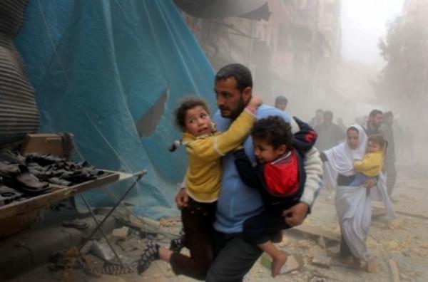 Suriyeli çocukların büyük dramı