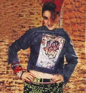 Madonna'nın en rüküş halleri..