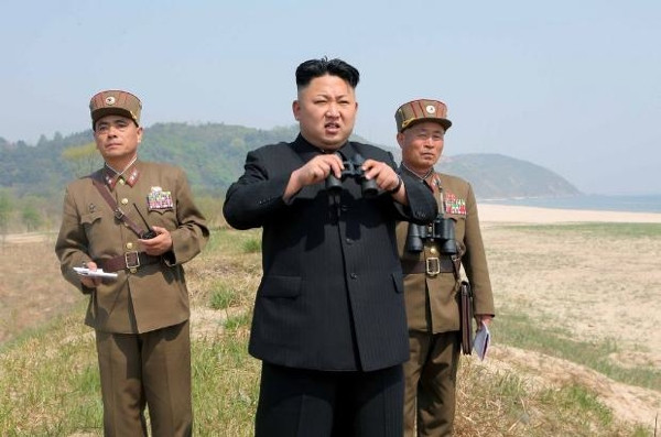 Kuzey Kore lideri Kim Jong-un kızları ağlattı