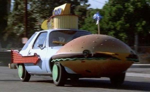 Bu otomobilleri nereden hatırlıyoruz?