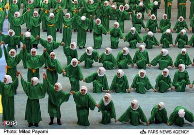 İranda kadın olmak