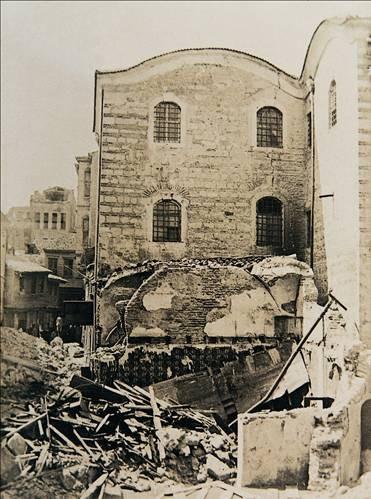 Deprem İstanbul'u böyle vurmuştu