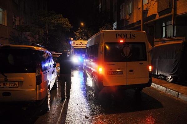 İstanbul'da zırhlı banka aracını soydular