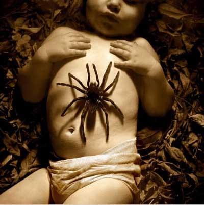 Çocukluk korkularınız gerçek oldu!