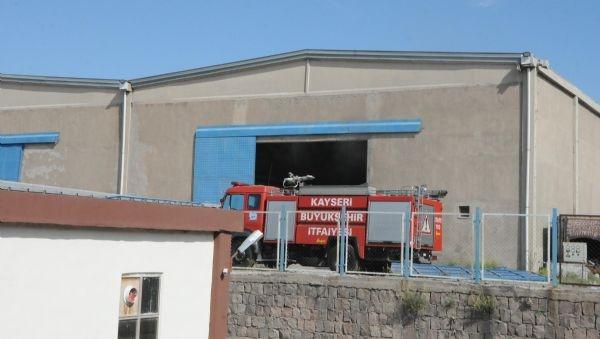 Fabrikada patlama: 8 yaralı!