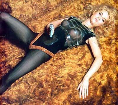 Yıllar şöhret tanımıyor, Jane Fonda!