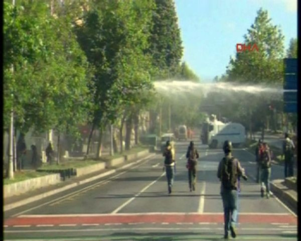 Müdahale şehri; İstanbul