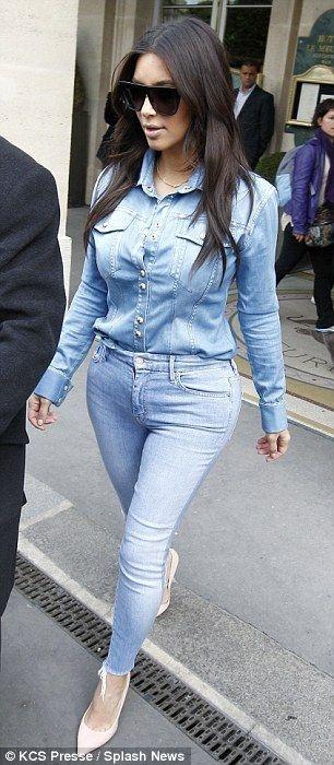 Kim Kardashian'ın dönüşü!