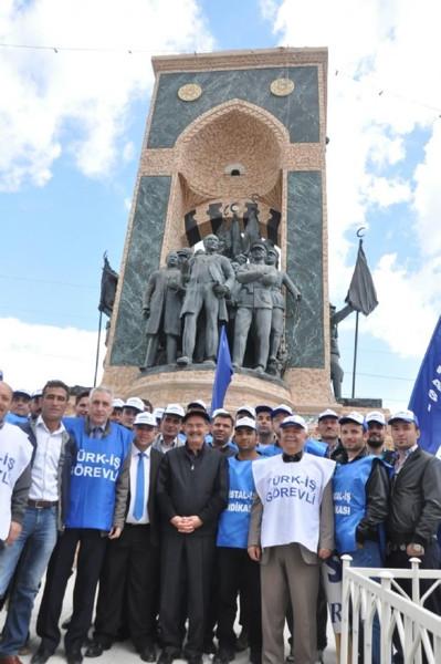 Burası Taksim Meydanı!