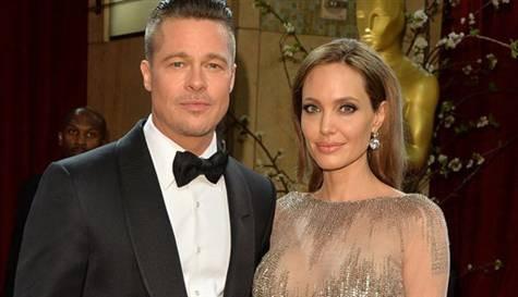 Jolie ve Pitt 10 yıl sonra yeniden