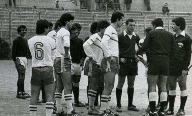 Erdoğan'ın futbolculuk yılları