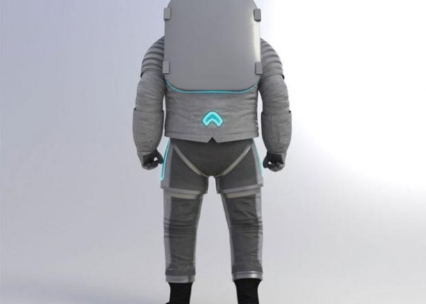NASA'nın yeni uzay kıyafeti Z-2