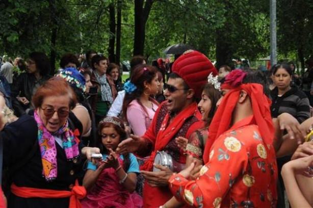 Türkiye'de Hıdırellez kutlamaları (Mayıs 2014)