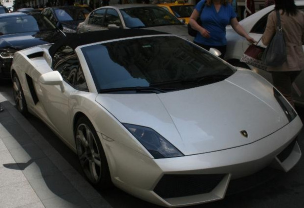 Caner Erkin,Asena Erkin yeni otomobil aldı