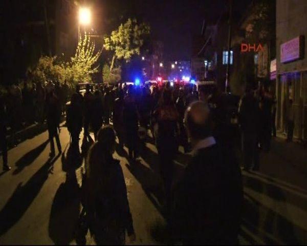 Ankara'da Suriyeliler ve mahalleli arasında gerginlik