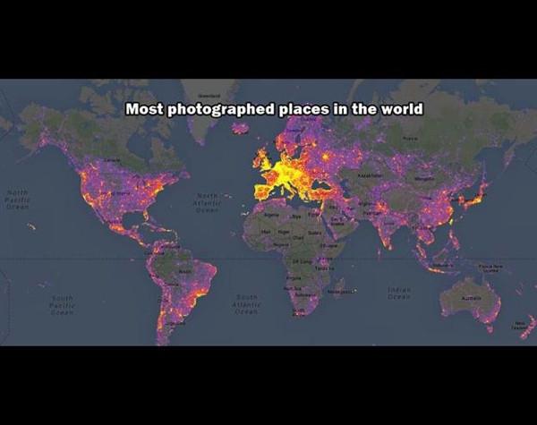 Okulda görmediğiniz haritalar