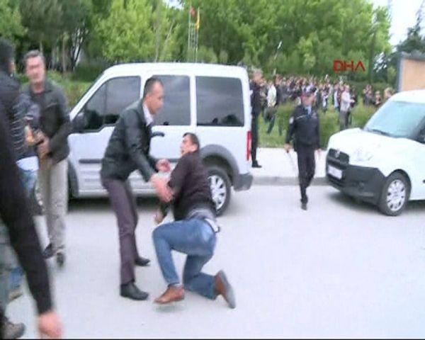 Uludağ Üniversitesi'nde tehlikeli gerginlik