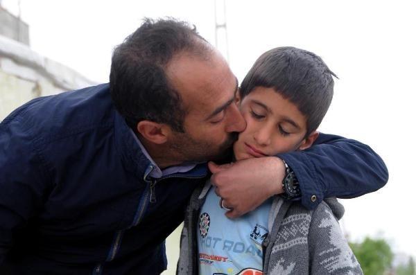 Van'da kaybolan çocuk bulundu