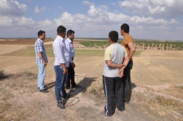Nizip'te insansız hava aracı düştü