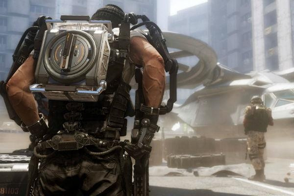 Call of Duty Advanced Warfare geliyor