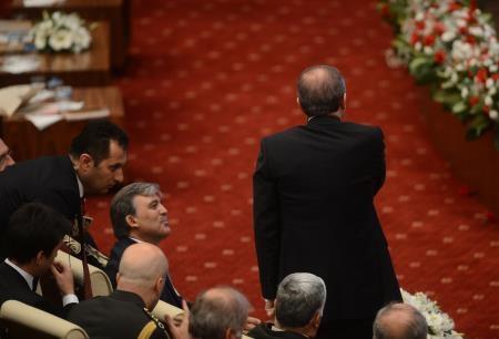 Gül bile Erdoğan'ı durduramadı