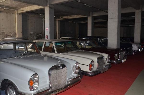 Müze gibi garaj