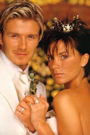 Beckham çiftinin inanılmaz değişimi