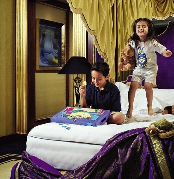 5 yıldızlı çocuk odası