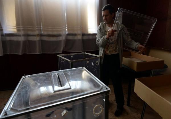 Rusya yanlılarının referandumu