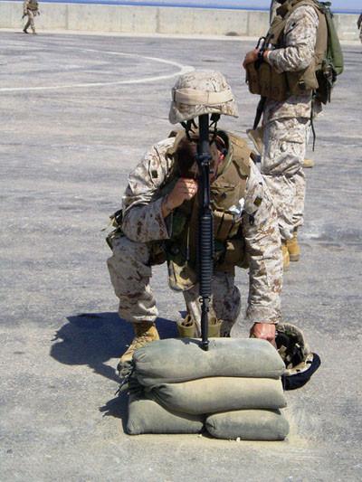 A.B.D askerlerinin gözünden Irak savaşı