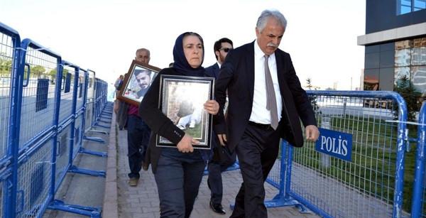 Ali İsmail davasında arbede