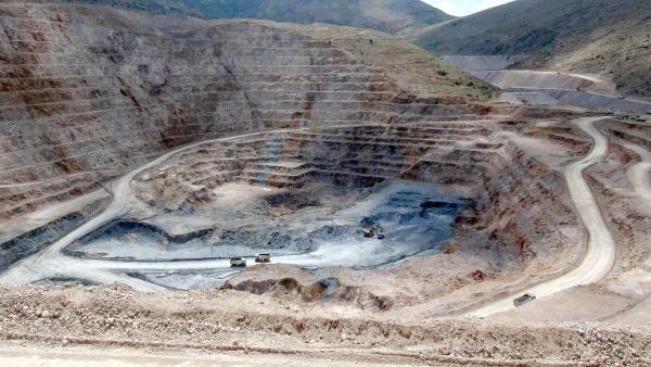 Bu ilimizden yılda 6.5 ton altın üretiliyor!