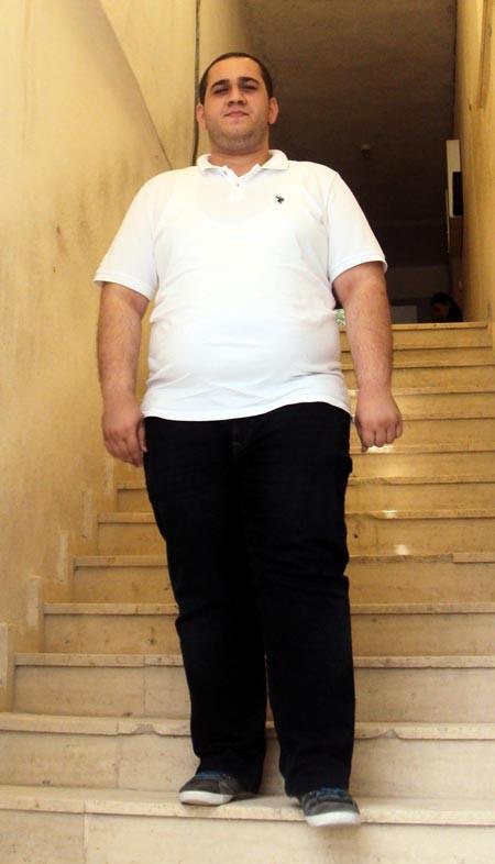 7 ayda 60 kilo verdi