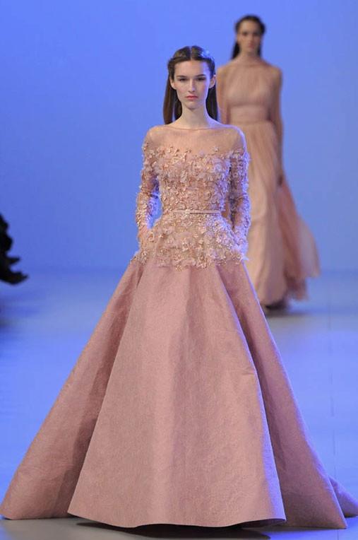 Elie Saab Haute Couture 2014 İlkbahar/Yaz