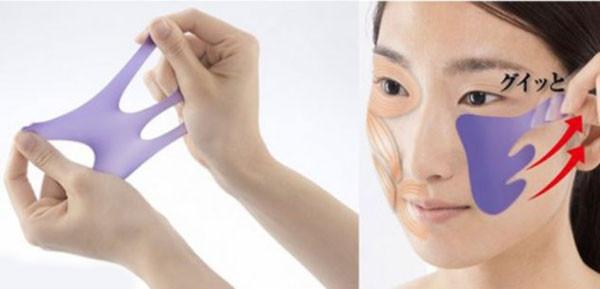 Japonlar bu işte bu aletler ile genç ve güzel kalıyor!