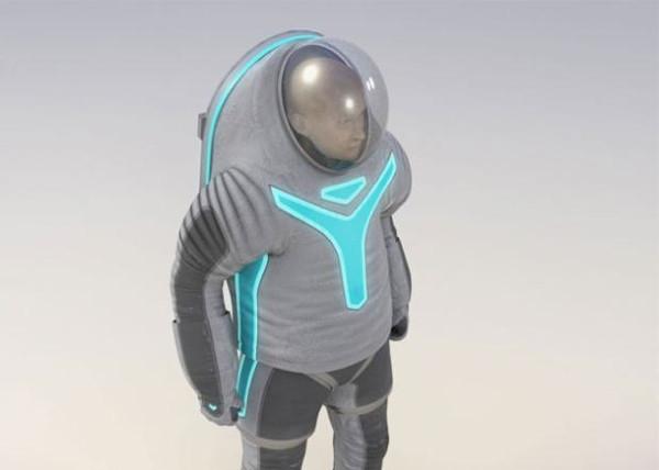 NASA Z2 adlı yeni uzay kıyafetini tanıttı