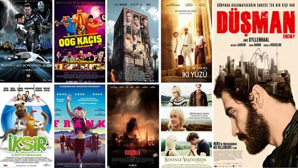 9 yeni film vizyonda
