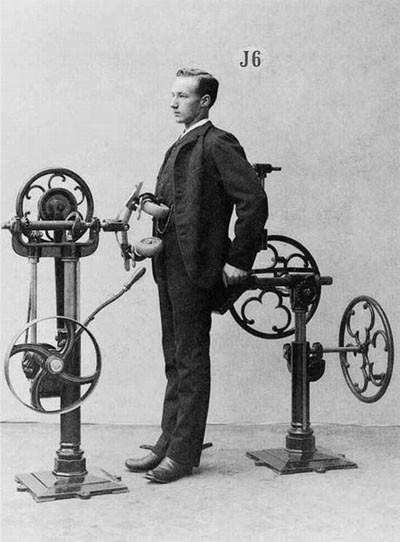 19. yüzyılın spor aletleri