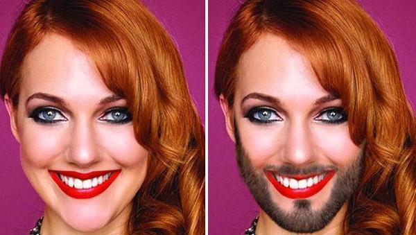 Herkes sakal modasına uydu