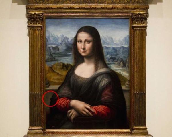 Mono Lisa'nın çizim sırrı