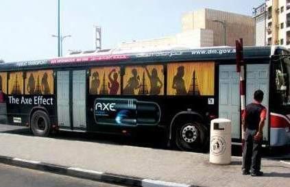 Bu otobüsler birer sanat eseri
