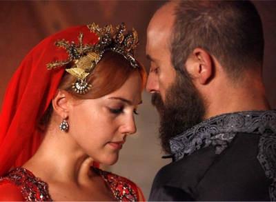 Süleyman'ın sakalına 'Muhteşem' teklif