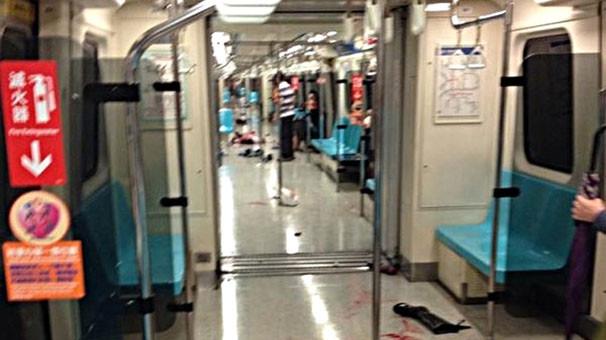Metroda katliam