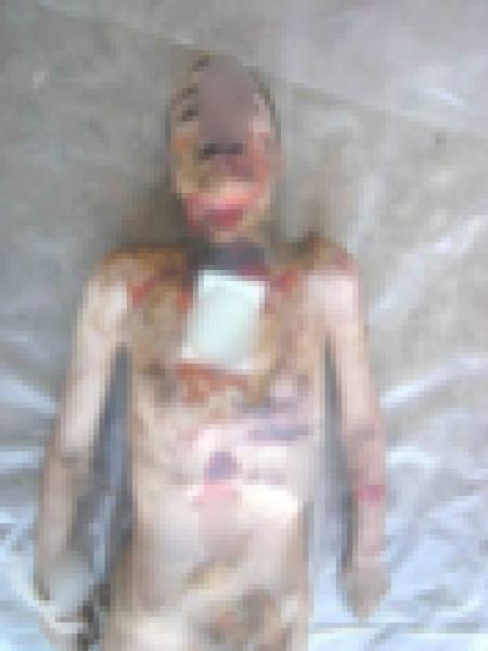 Esad katliamını belgeleyen yeni fotoğraflar