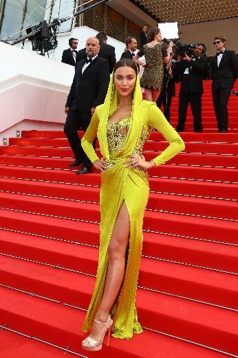 Cannes Film Festivali'nin renkli konukları