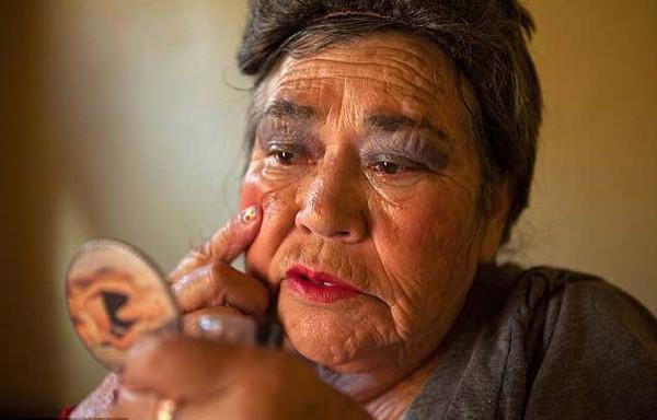 Emekli seks işçileri