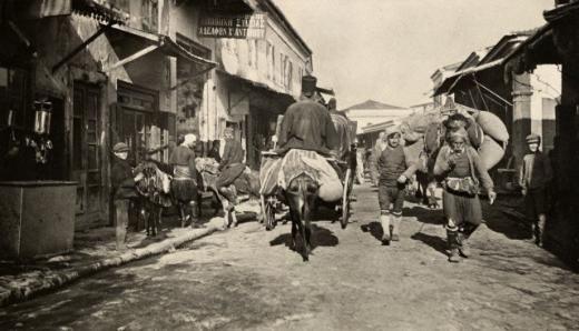 Osmanlı'dan kalan özel görüntüler!