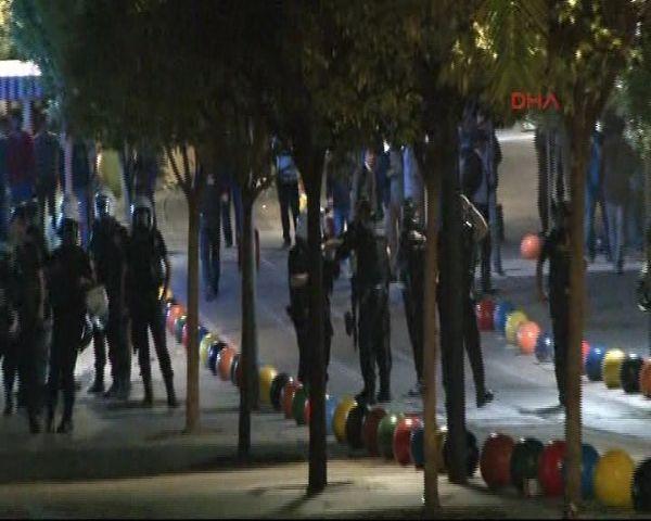 İstanbul'da 'Uğur Kurt' eylemleri